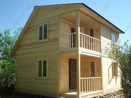 Дома из бруса на заказ под ключ в спб строительство дома из .